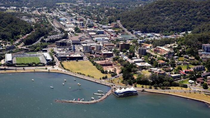 Gosford Waterfront