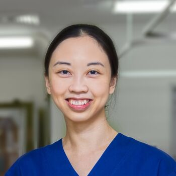 Dr Mary Ling In Scrubs